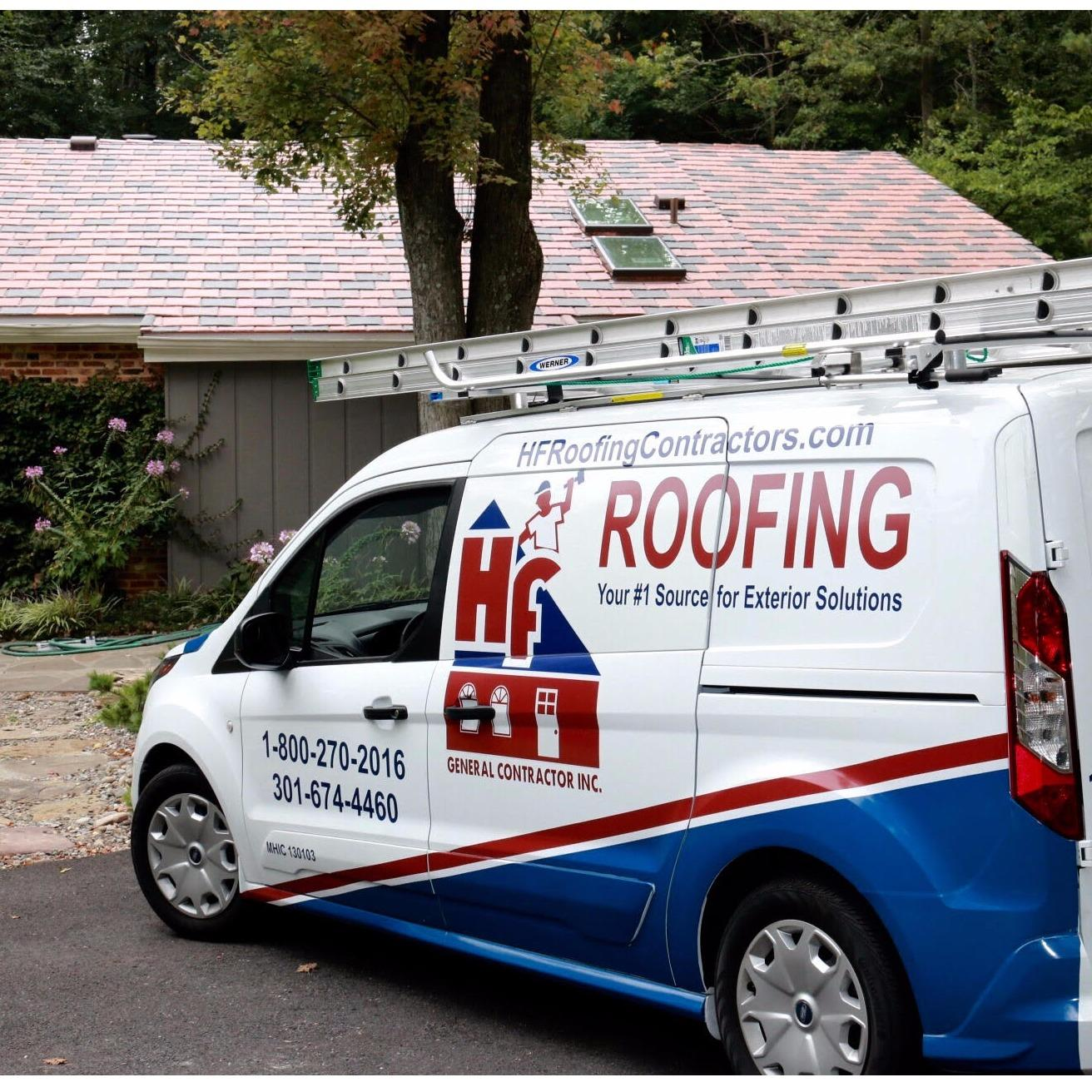 image of the HF Roofing Contractor Inc
