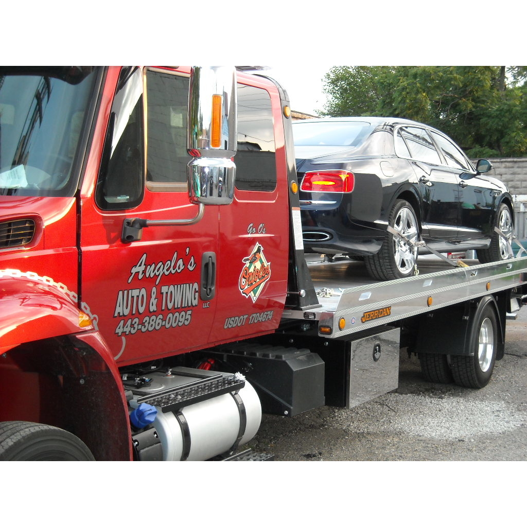 Angelo's Auto Repair & Towing LLC