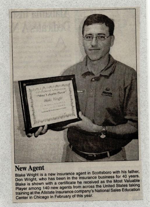 Blake Wright: Allstate Insurance image 25