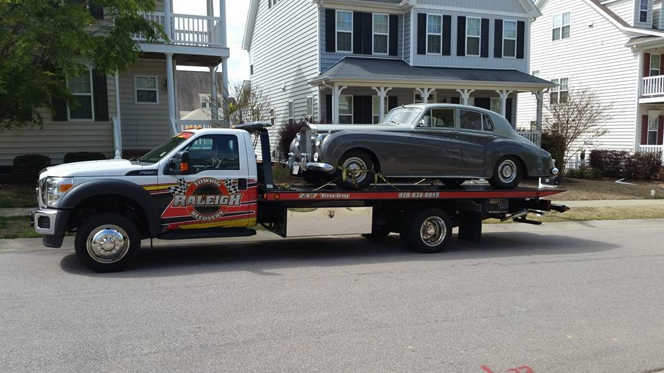 Raleigh Towing & Recovery