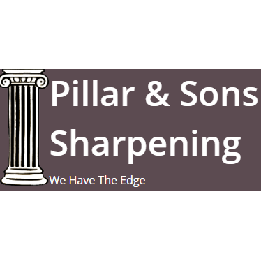 Pillar and Sons Sharpening