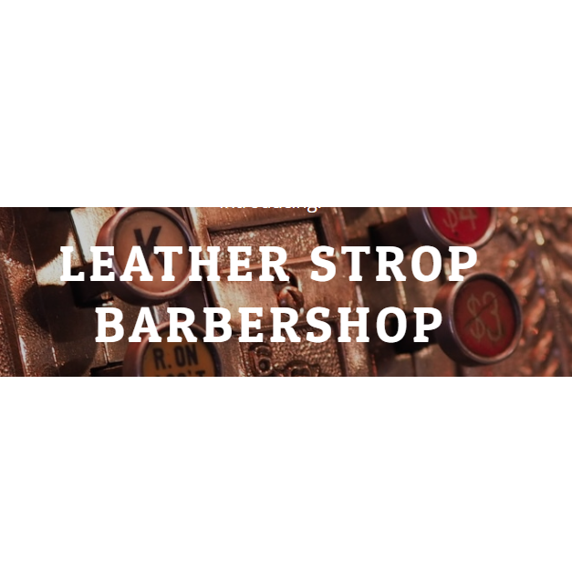 Leather Strop Barber Shop image 0