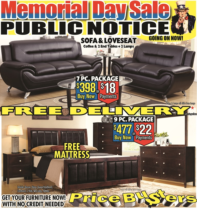 Price Busters Furniture Store Price Busters Discount Furniture   Furniture  Store .