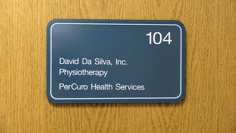 David Da Silva Physiotherapy Corp in Courtenay