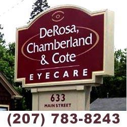 DeRosa, Chamberland & Cote Eye Care