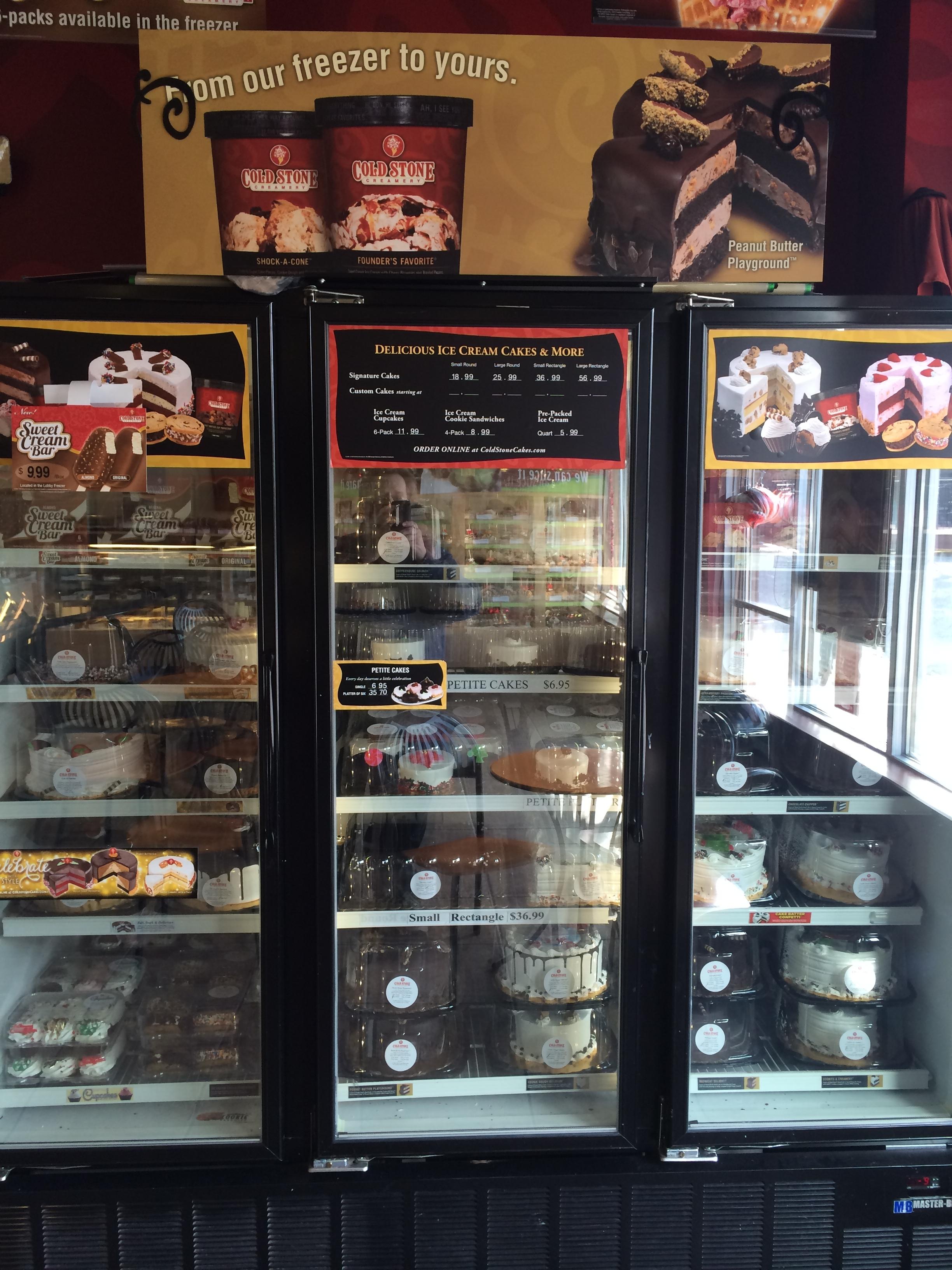 Ice Cream Cakes Jefferson City Mo
