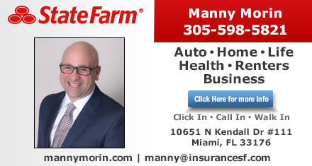 Manny Morin - State Farm Insurance Agent image 0