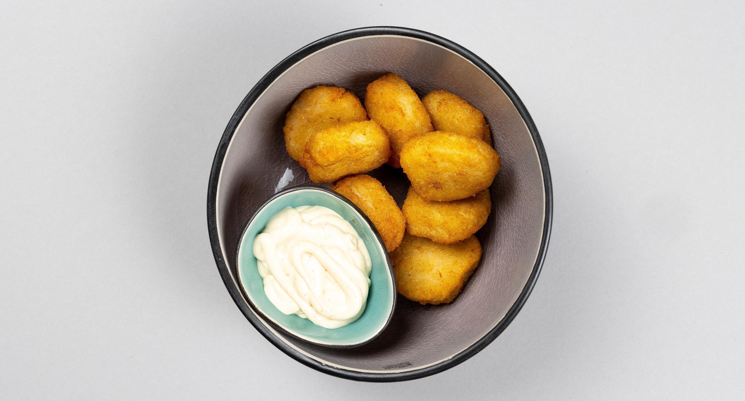 Chicken Nuggets - 8 Stück