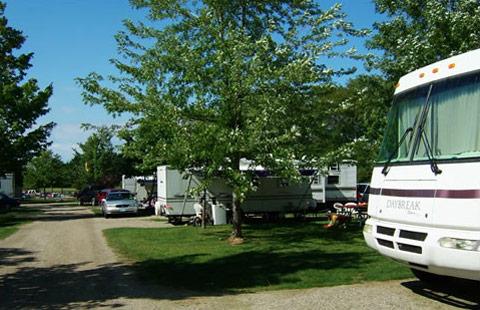 Westfield / Lake Erie KOA image 3
