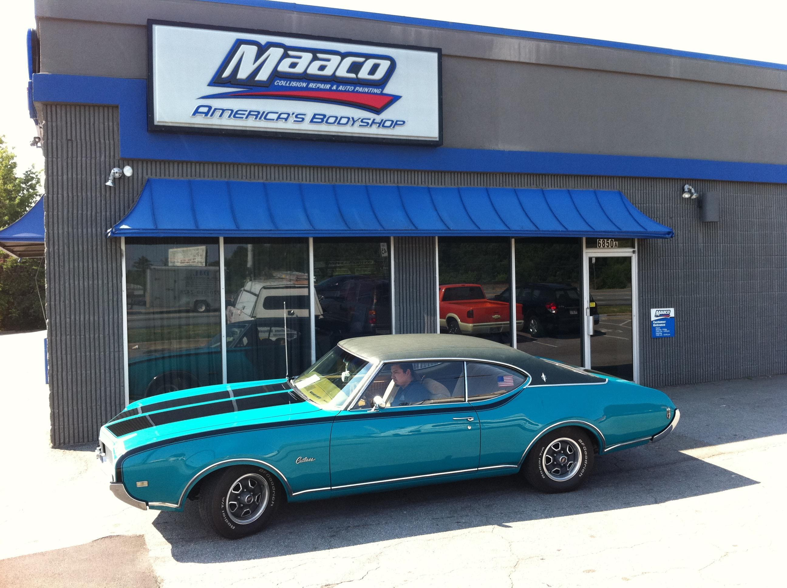 Maaco Collision Repair & Auto Painting image 18