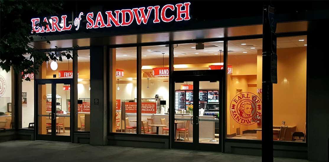 Earl of Sandwich image 0