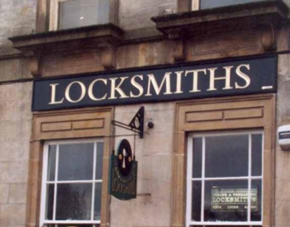 Recommended Locksmith - ad image