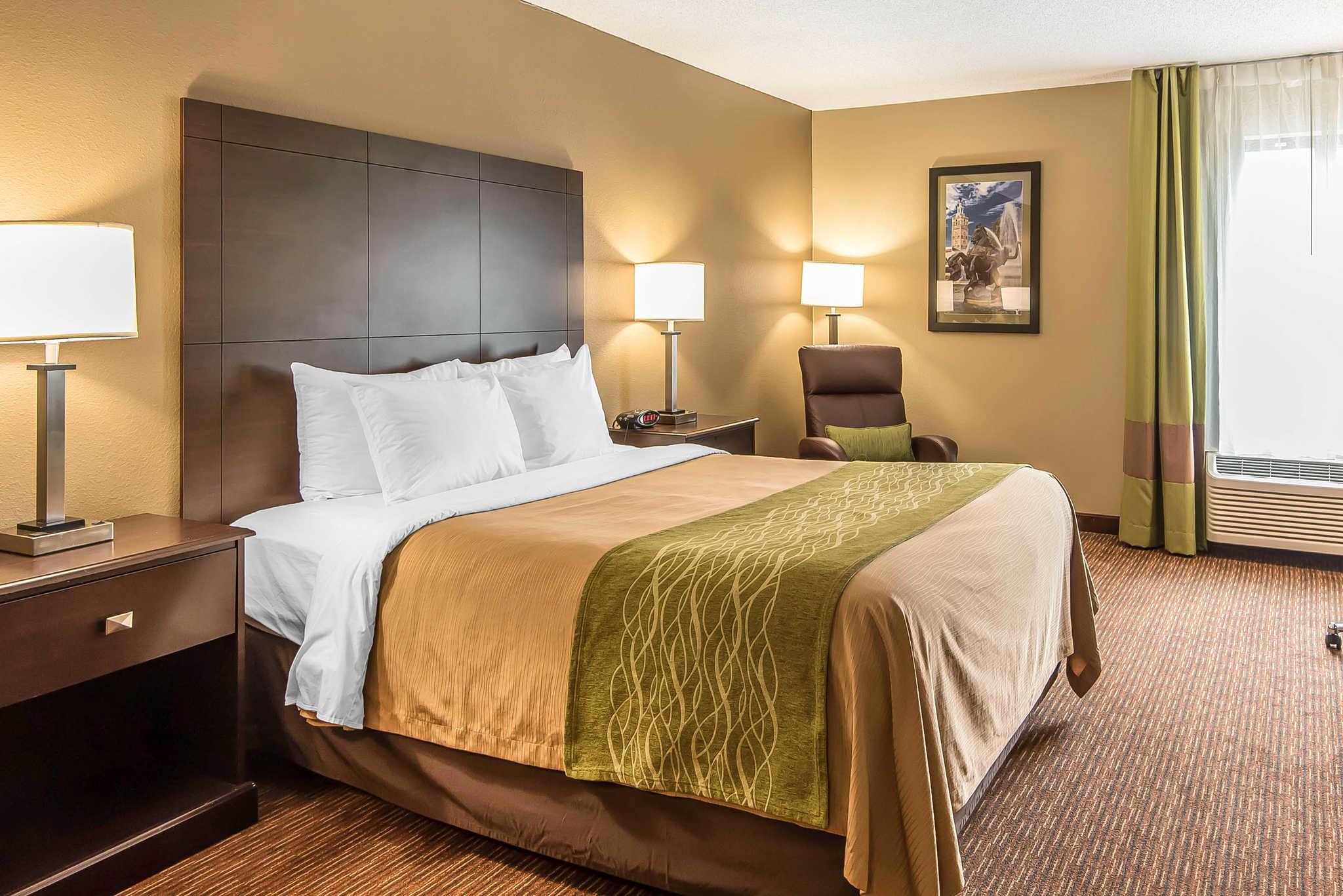 Comfort Inn & Suites Kansas City - Northeast image 10