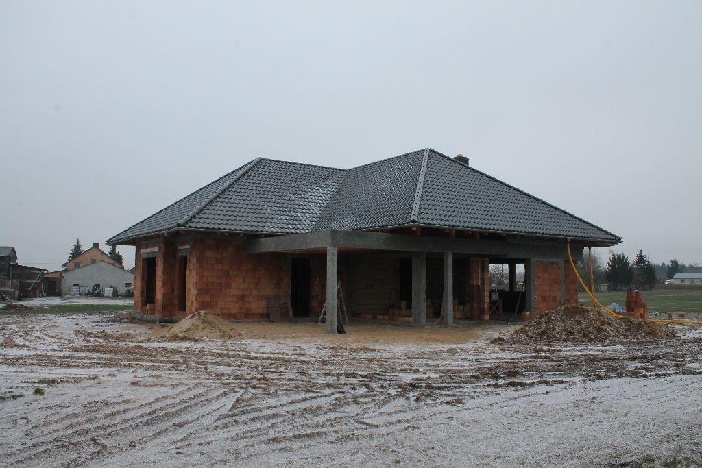Skeleton House hale domy szkieletowe płyty fundamentowe Gorzów Wlkp.