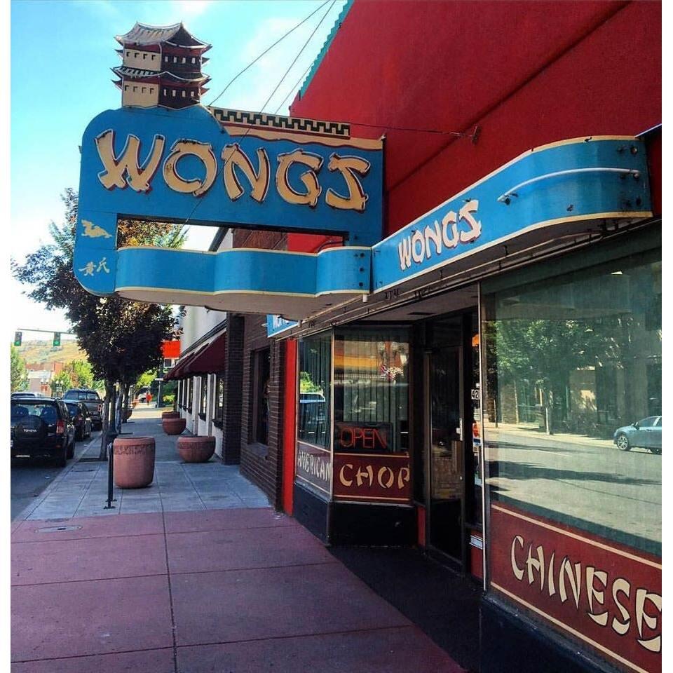 Wong's Cafe