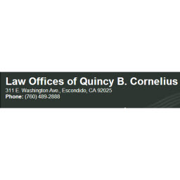 Law Offices of Quincy B. Cornelius - ad image