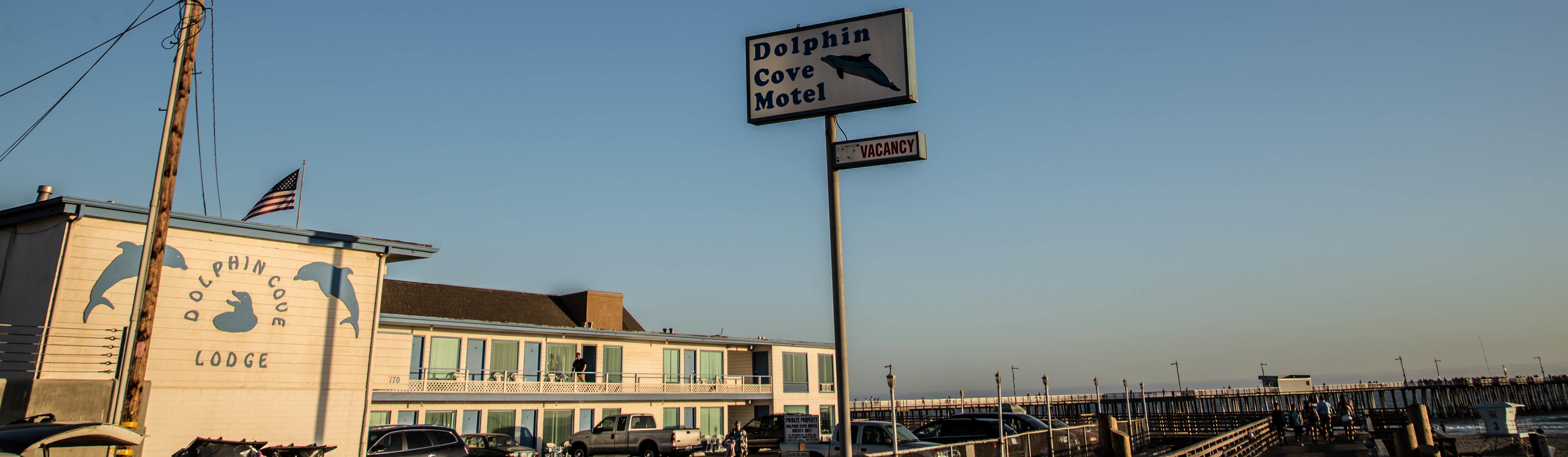 Dolphin Cove Motel - Pismo Beach, CA