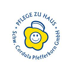 Logo von Pflege zu Haus GmbH – Cordula Pfefferkorn