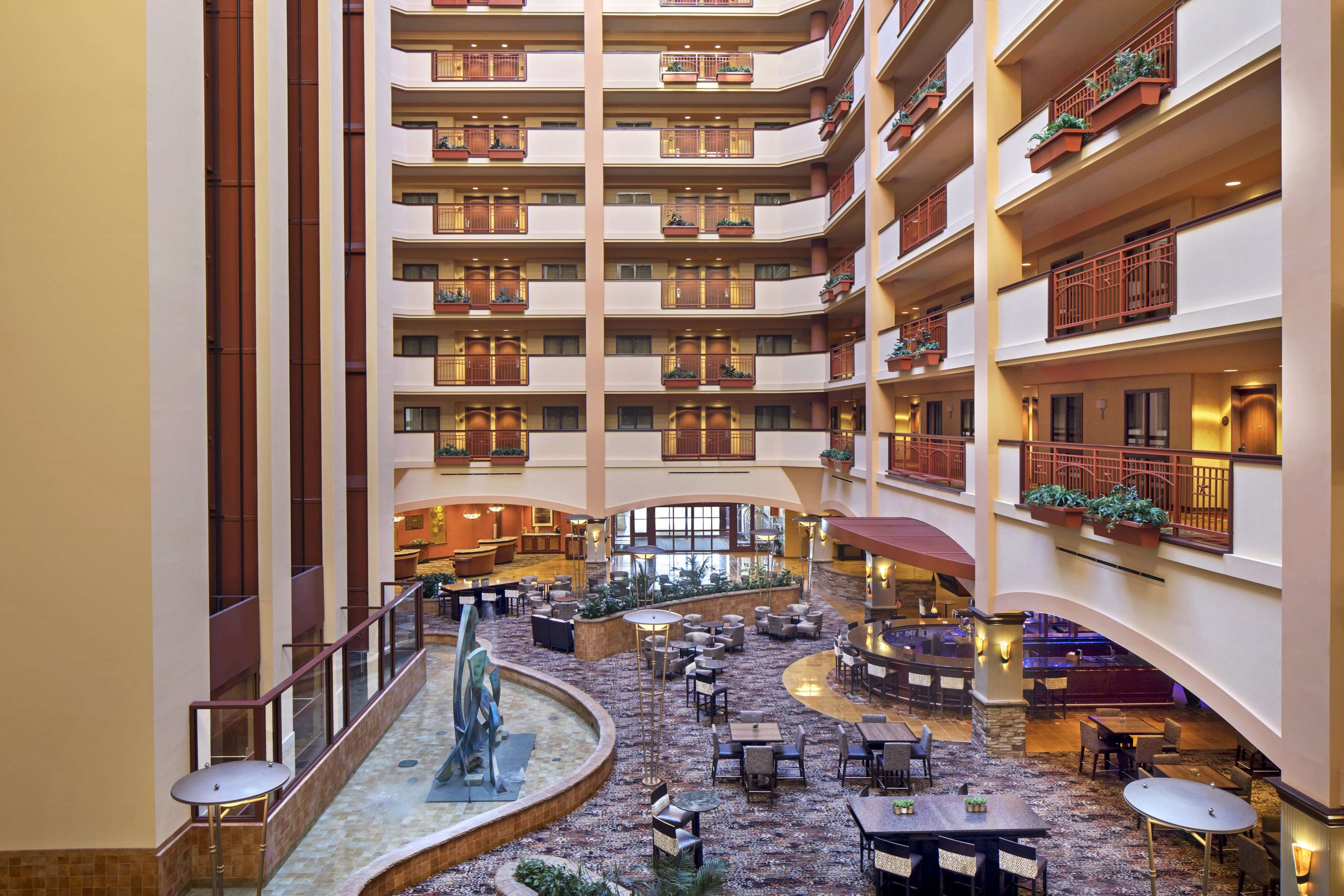 Embassy Suites by Hilton San Marcos Hotel Conference Center & Spa image 6