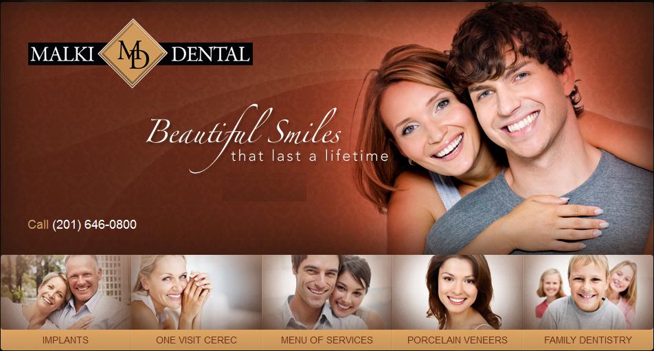Malki Dental - ad image