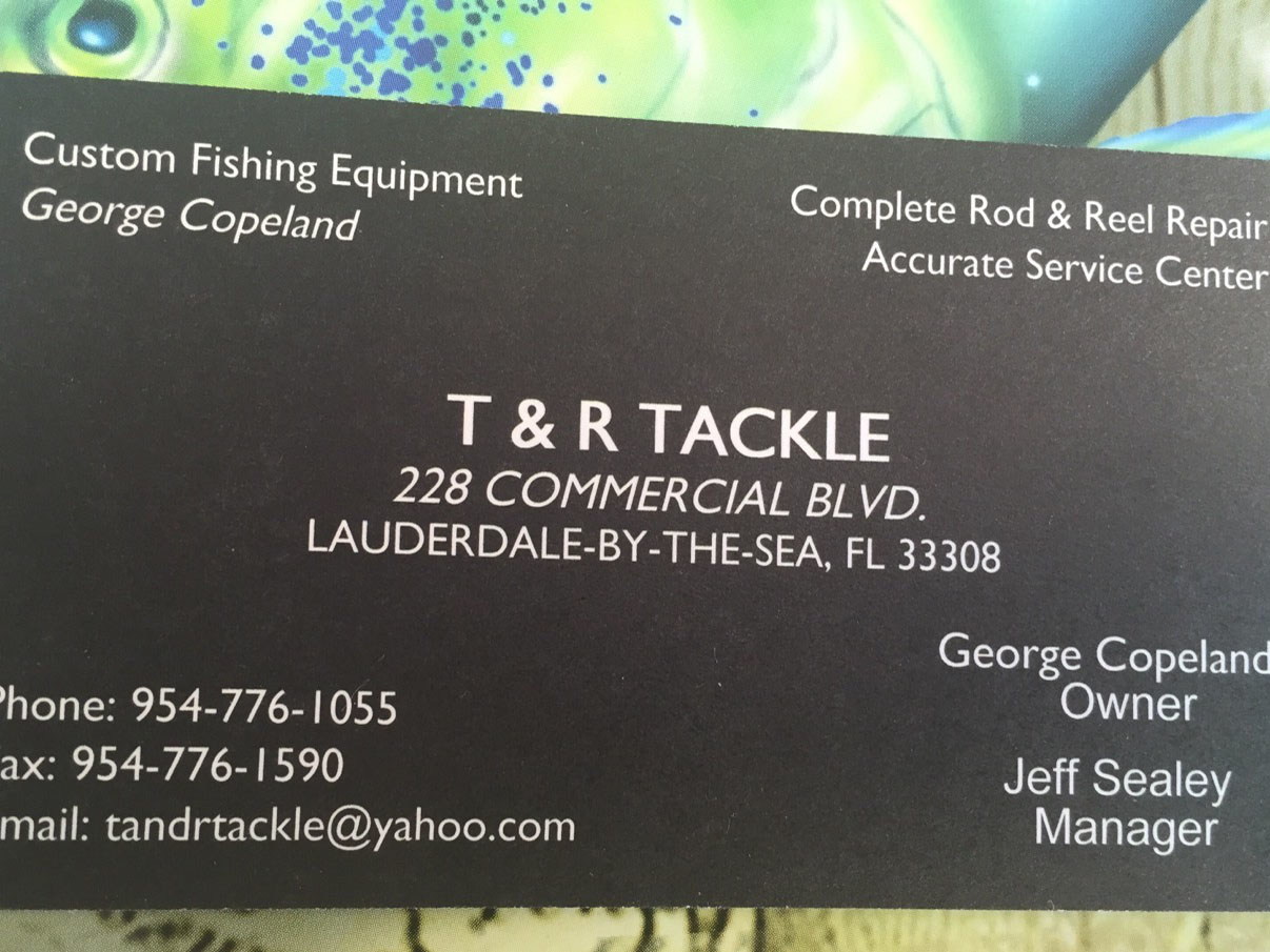 T And R Tackle Shop image 22