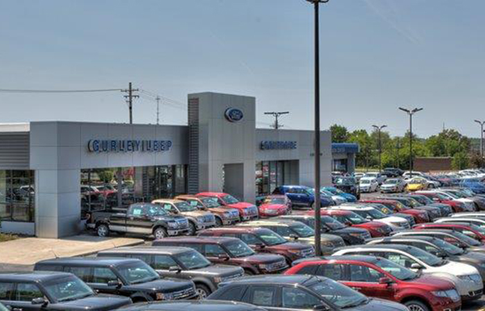 Gurley Leep Ford Lincoln in South Bend, IN, photo #1