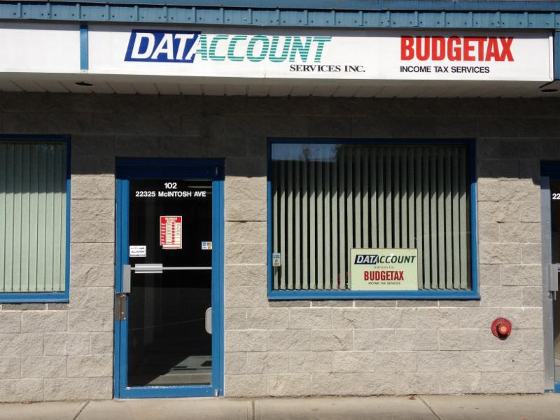 Dataccount Services Inc