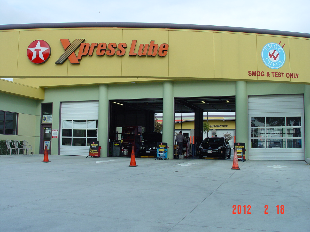 Xpress Smog And Test Only image 1