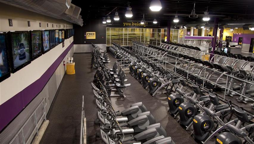 Planet Fitness 4620 Kenmore Ave Alexandria, VA Health Clubs & Gyms ...