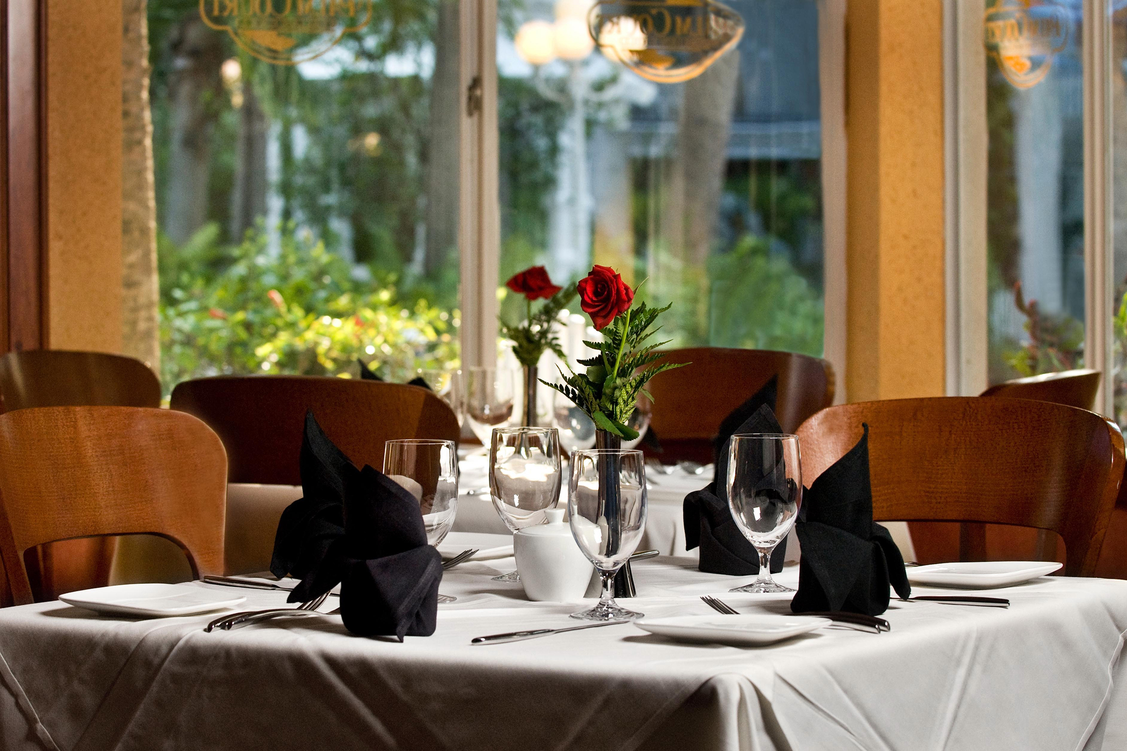Palm Court Italian Grill, rated the #1 restaurant on St. Pete Beach on TripAdvisor.
