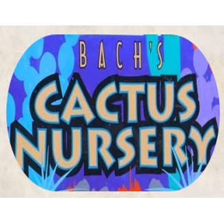 Bach's Greenhouse Cactus Nursery