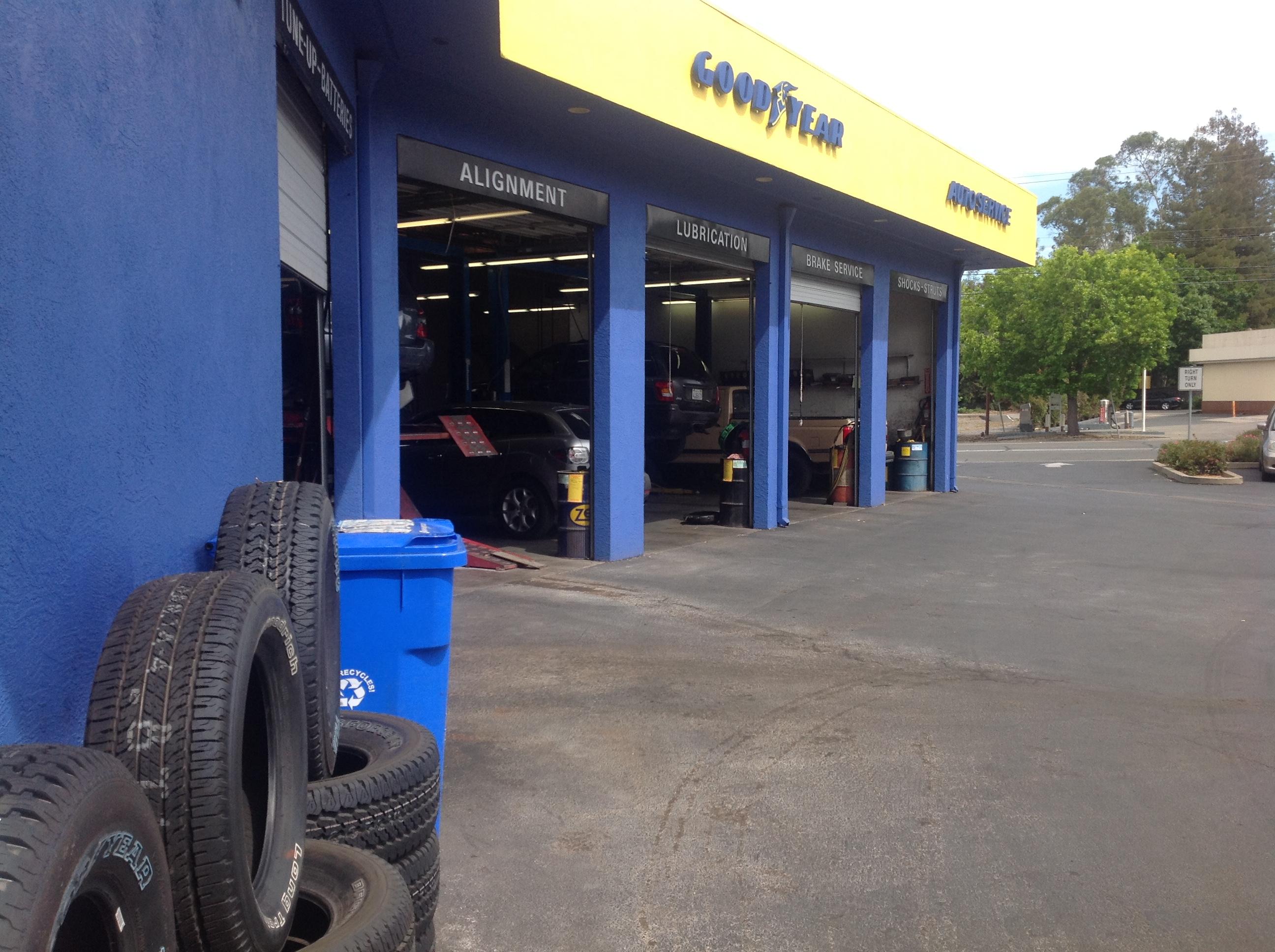 Napa Tire Inc.