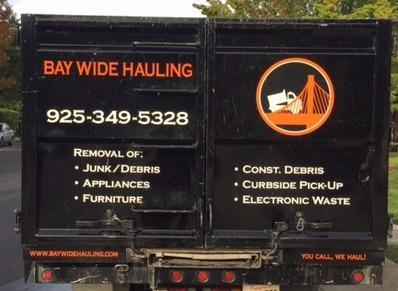 Bay Wide Hauling, Inc. image 7
