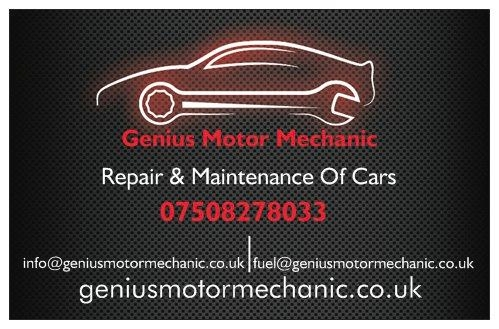 Southall Discount Tyres >> Genius Motor Mechanic in Wembley, Middlesex   Car Service UK