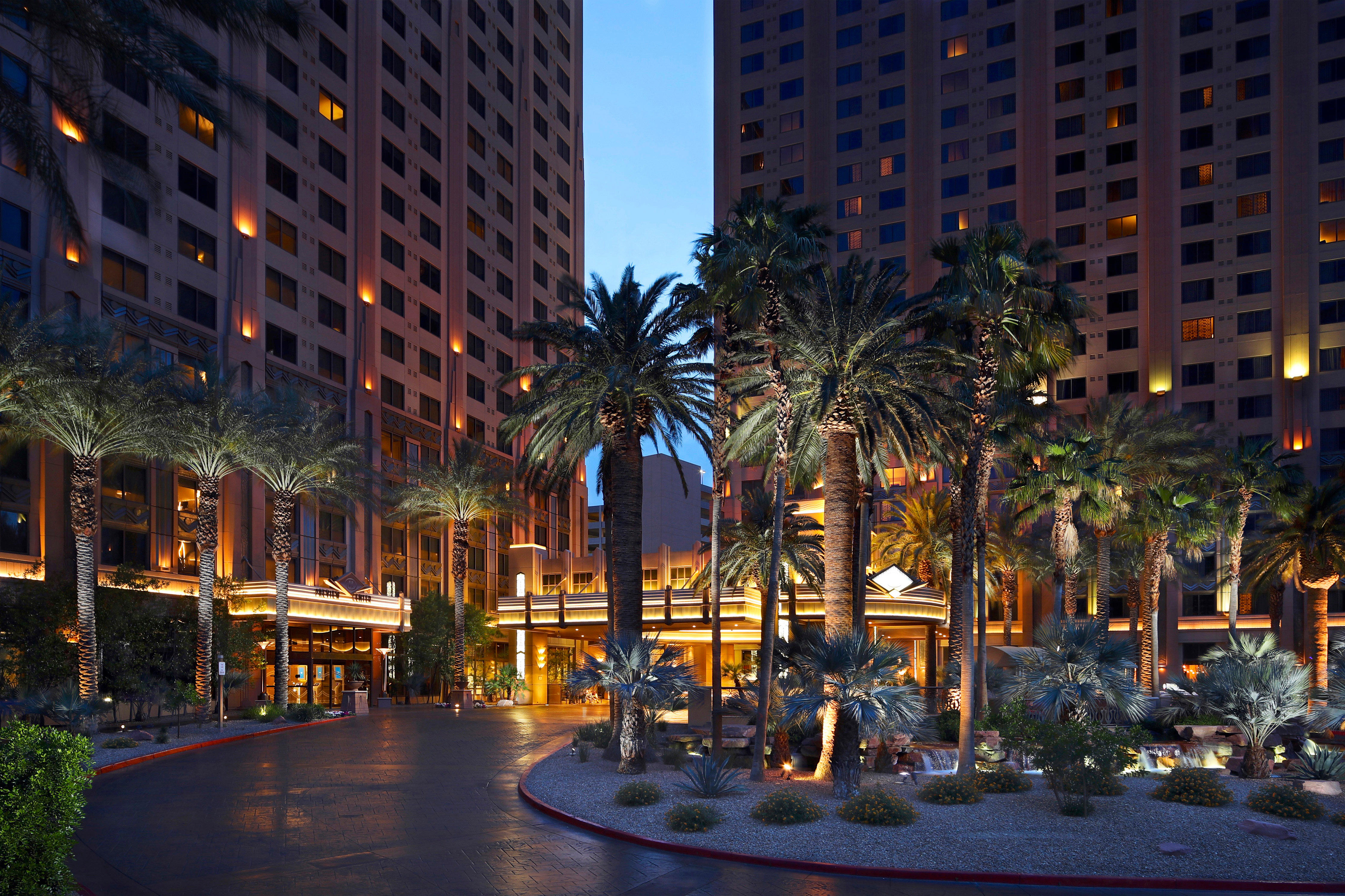 Hilton Grand Vacations on the Boulevard  Las Vegas NV