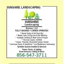 Sunshine Landscaping Service image 1