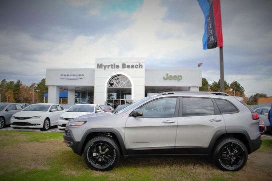 Myrtle Beach Chrysler Jeep image 1