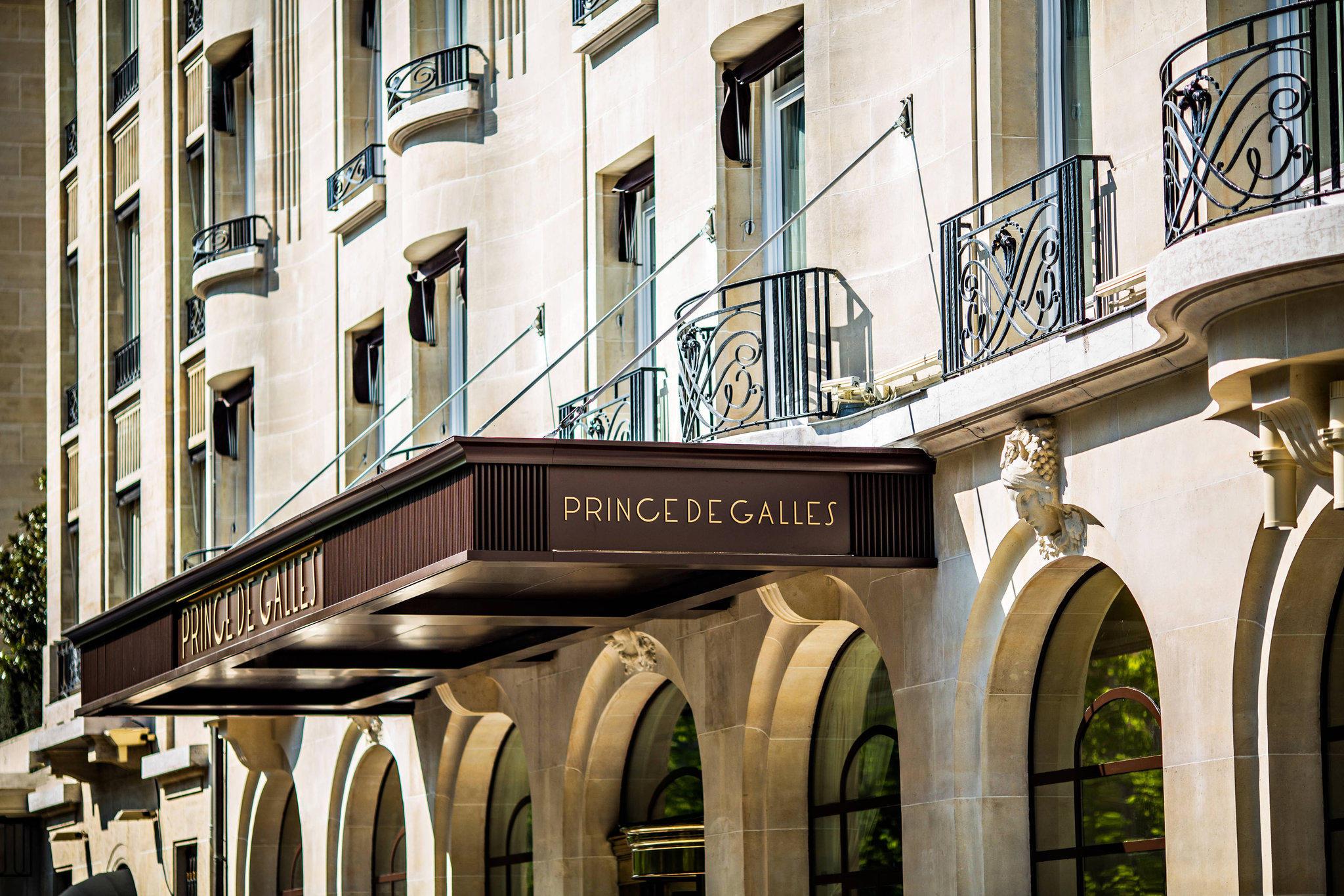 Prince de Galles, a Luxury Collection Hotel, Paris