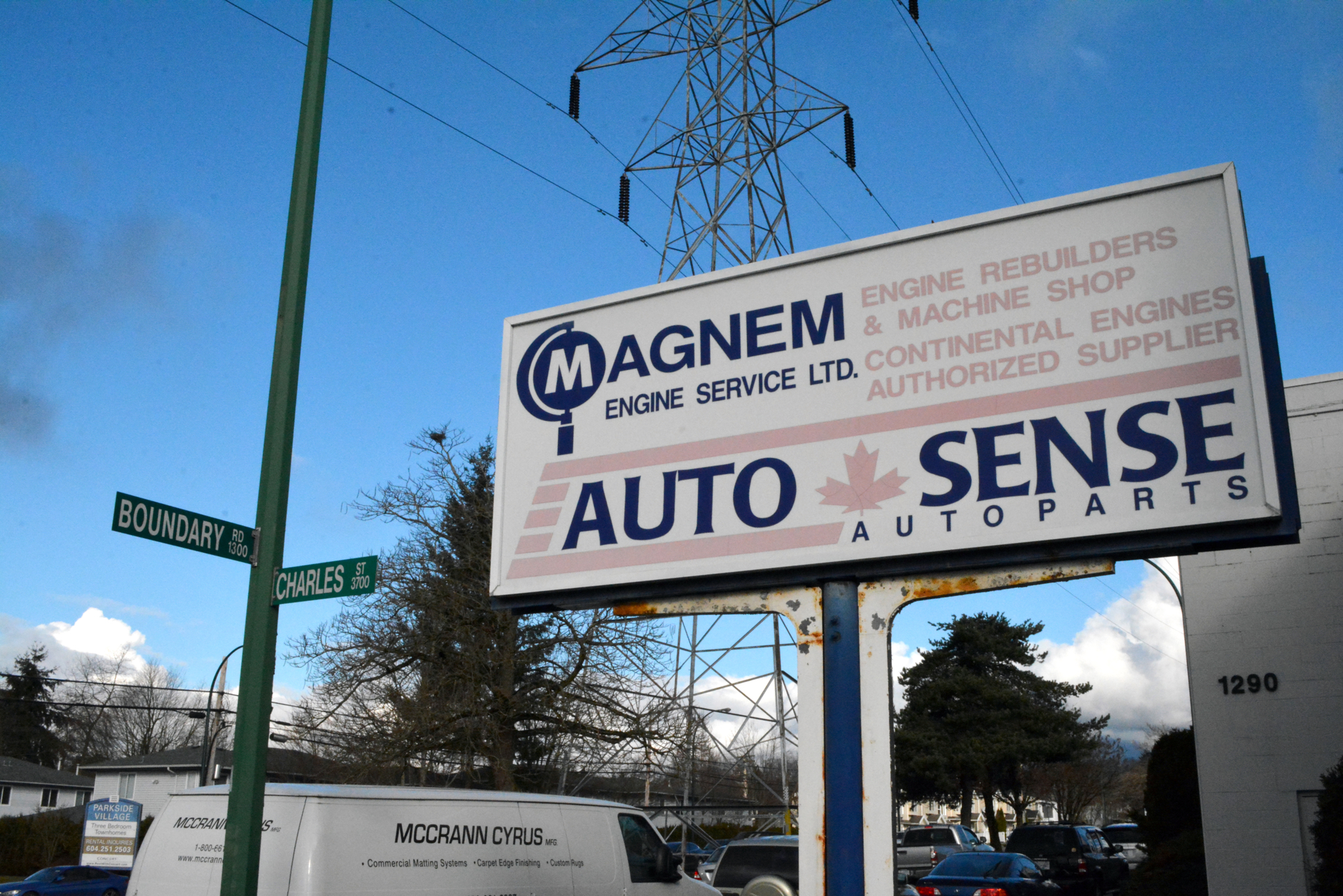 Magnem Engine Services Ltd in Burnaby