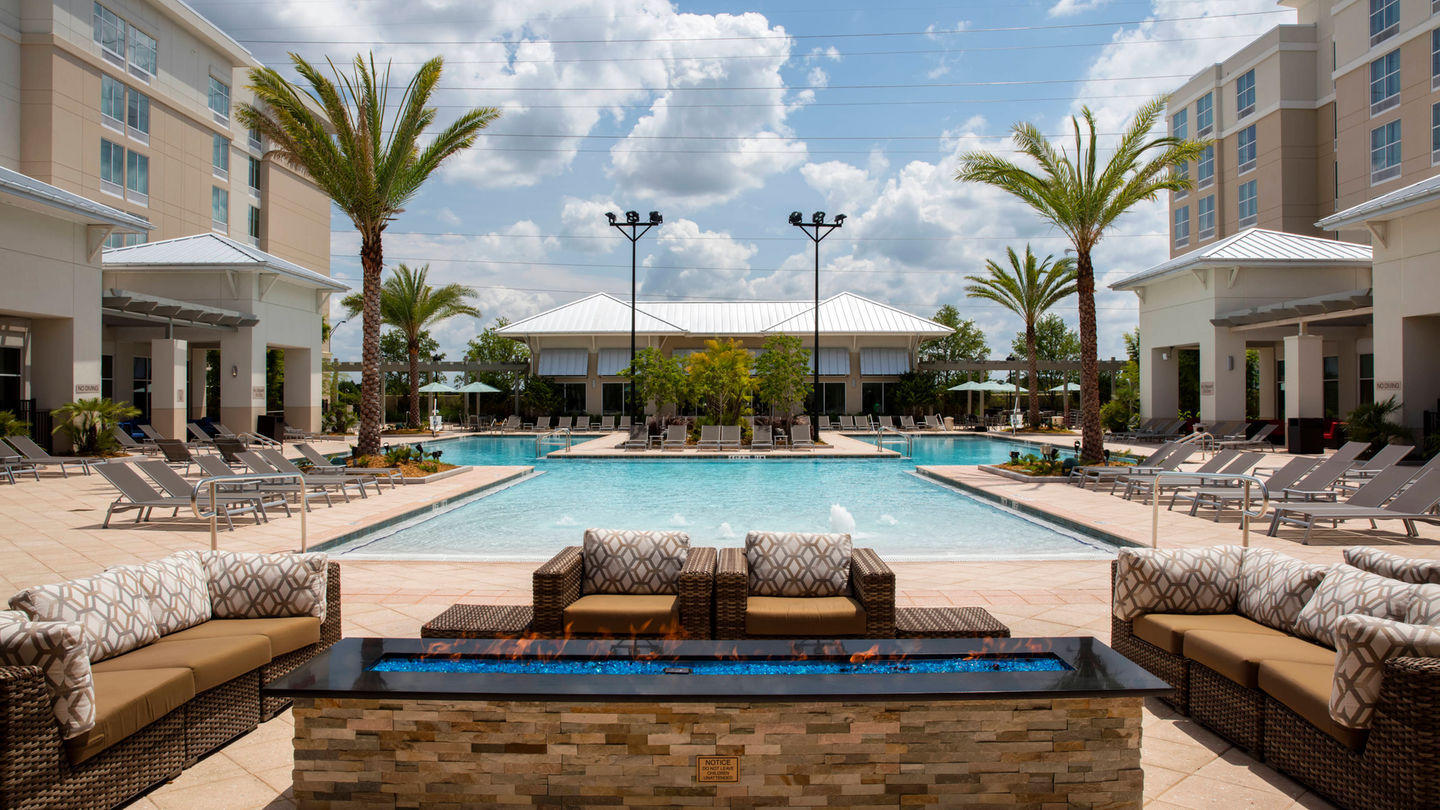 TownePlace Suites by Marriott Orlando at Flamingo Crossings/Western Entrance image 23