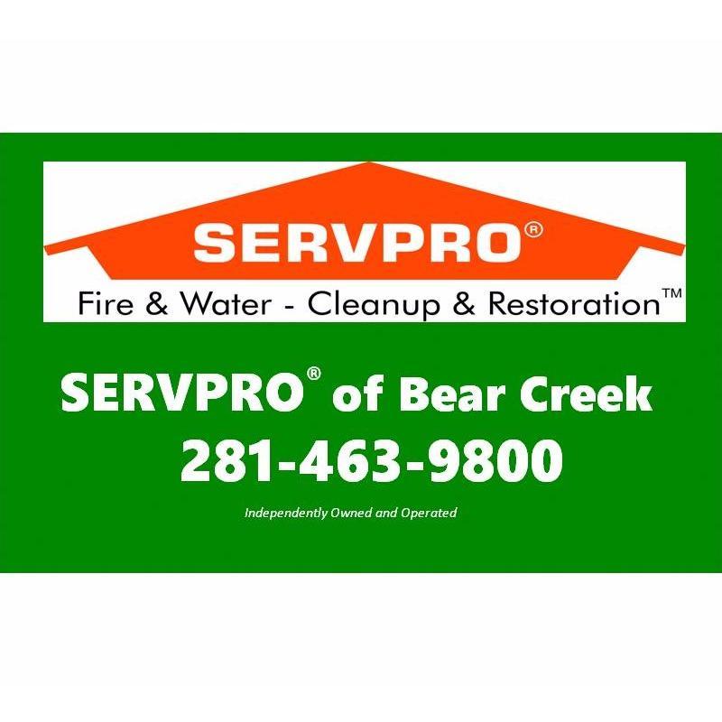SERVPRO of Bear Creek