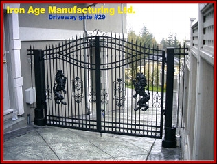 Iron Age Mfg Ltd in Vancouver