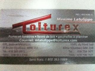Toiturex Inc à Saint-Bruno-Lac-Saint-Jean