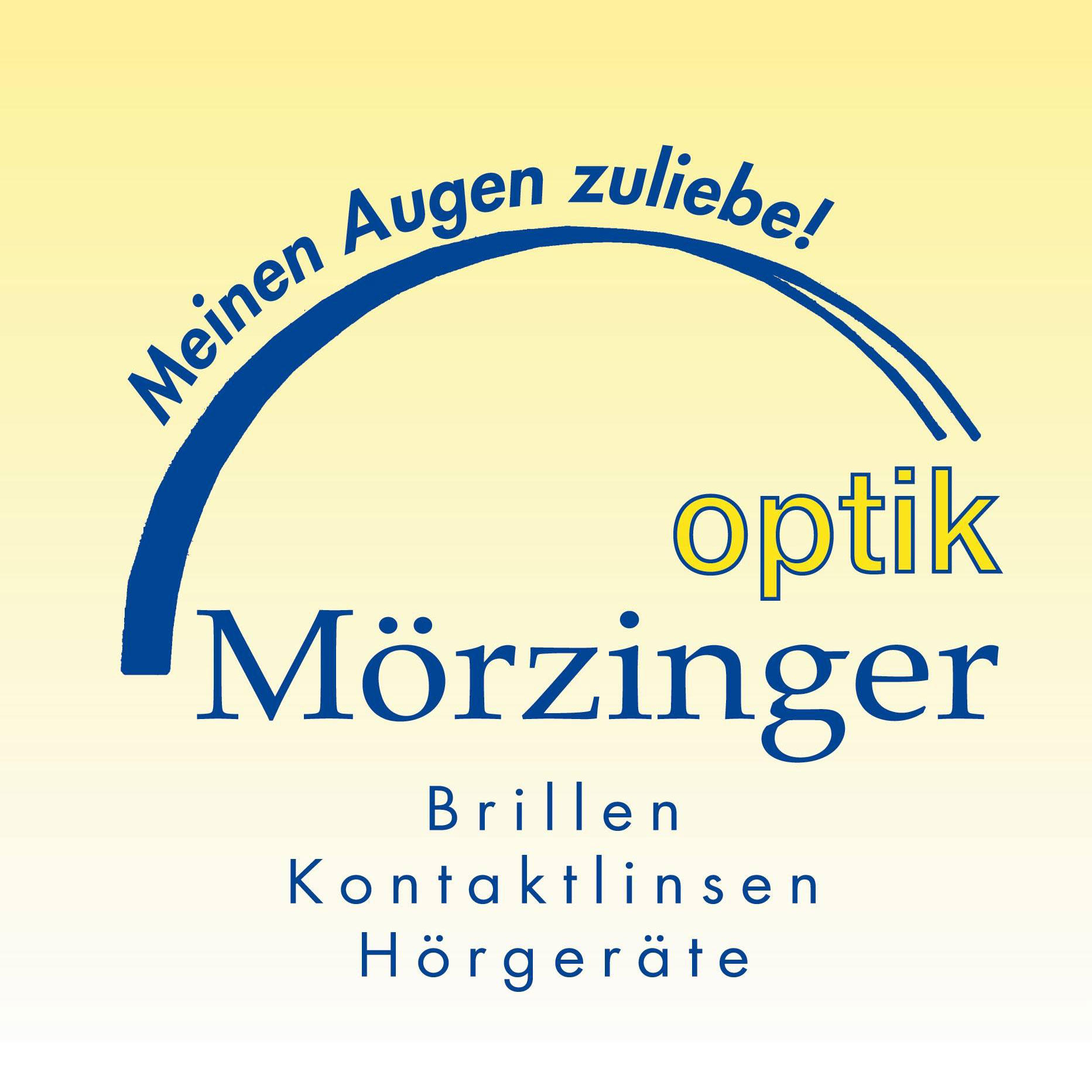Mörzinger Optik - Logo