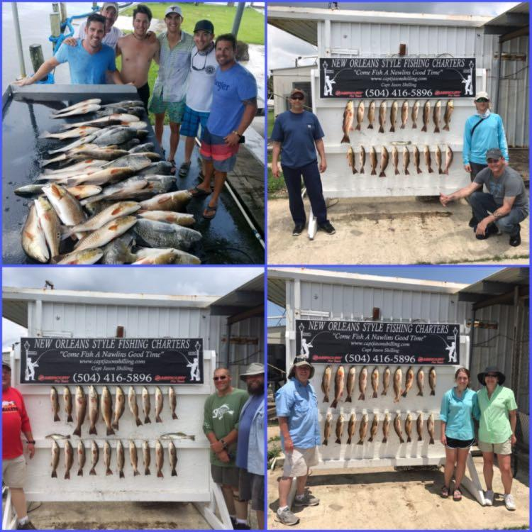 New Orleans Style Fishing Charters LLC image 54