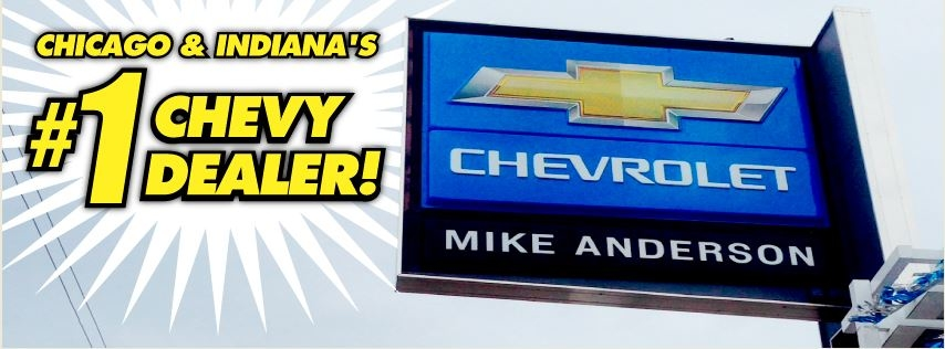 Mike Anderson Chevrolet Of Chicago