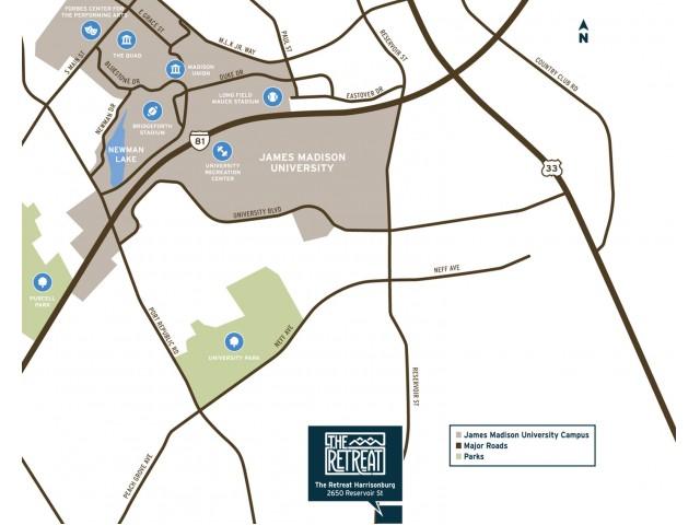 The Retreat at Harrisonburg - HARRISONBURG, VA 22801 - (540)217-6638   ShowMeLocal.com