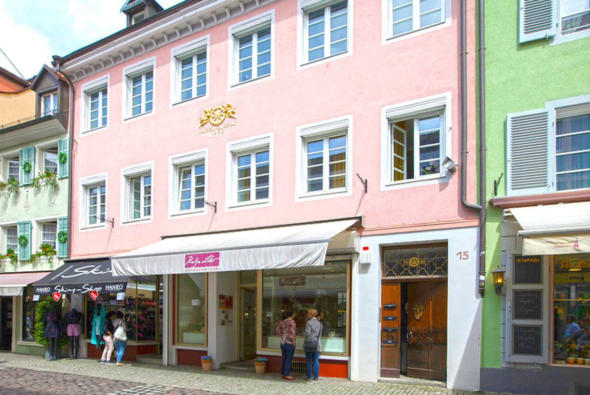 Goldschmiede Katja Löhr, Schusterstraße 15 in Freiburg