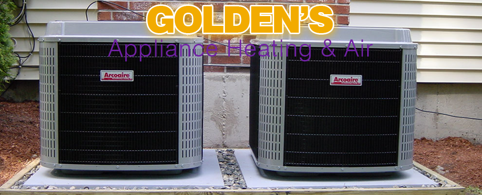 Golden & Golden Heating, Air and Appliance image 0
