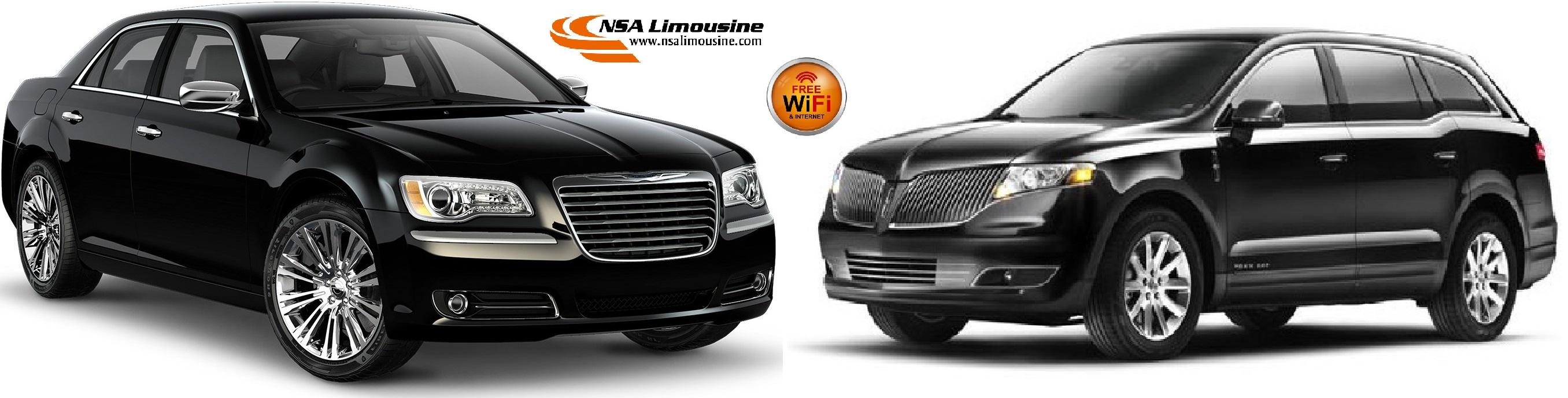 NSA Limousine